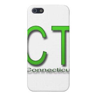 Grün CT Conecticut Schutzhülle Fürs iPhone 5