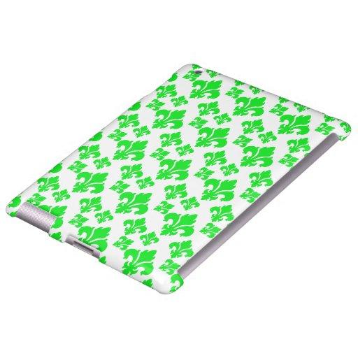 Grün der Lilien-4