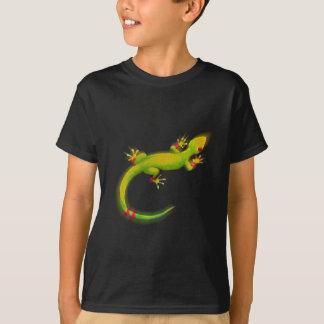 Grün-Eidechse (Blakcx) T-Shirt