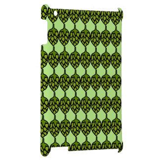 Grün Hops Pflanzen-Bier iPad Hülle