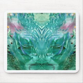 Grün Mousepad