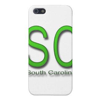 Grün Sc South Carolina iPhone 5 Case