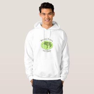 Grün sein hoodie