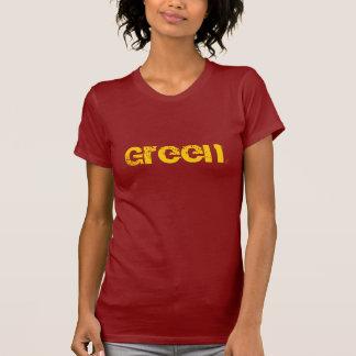Grün T-Shirt