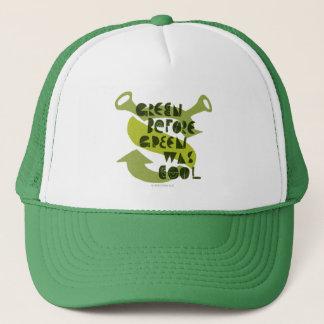 Grün vor Grün war cool Truckerkappe