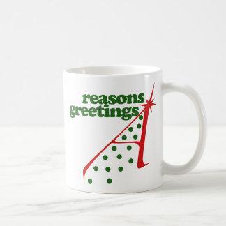 Grund-Grüße Tasse