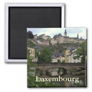Grund, Luxemburg Quadratischer Magnet