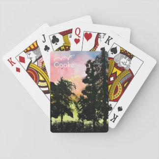 Gründer Sammlung, Studenten-Kunst-Spielkarten #28 Spielkarten