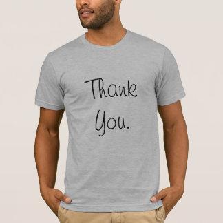 Grundlegend danke T - Shirts