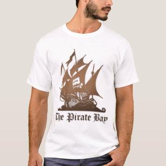 Grundlegend das Piraten-Bucht-Shirt T-Shirt