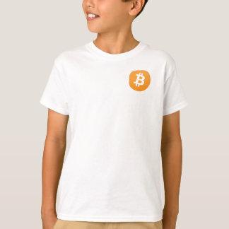 grundlegende bitcoin Linie T-Shirt