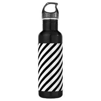 Grundlegende Streifen Trinkflaschen