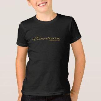 Grundlegender amerikanischer T - Shirt der Kinder