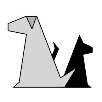 Grundlegender Hunde-/Katzen-Ausschnitt