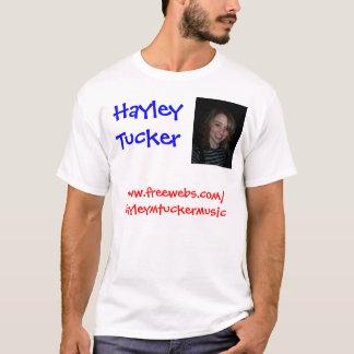 Grundlegender T - Shirt (hayleymtuckermusic)