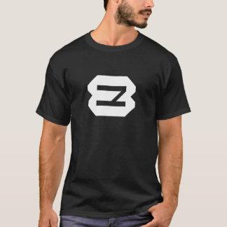 Grundlegendes 8 Stellen-Shirt T-Shirt