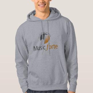 Grundlegendes mit Kapuze Sweatshirt