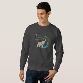 Grundlegendes Sweatshirt der Typen mit Logo