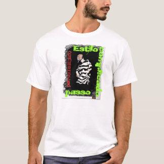 Grundlegendes Unterhemd HipHop Auf die Person