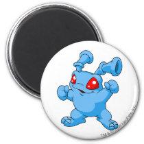 Grundo Blau magnete