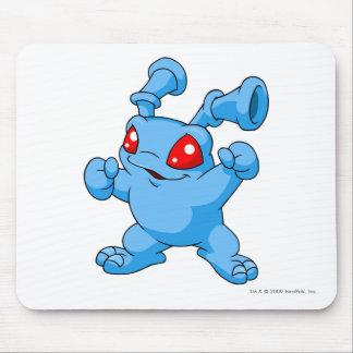 Grundo Blau Mousepad