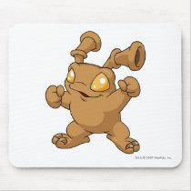 Grundo Brown mousepads