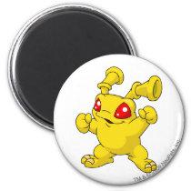 Grundo Gelb magnete
