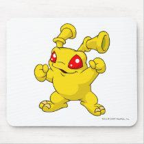 Grundo Gelb mousepads