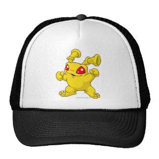 Grundo Gelb Retrokultcap