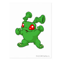 Grundo Grün postkarten