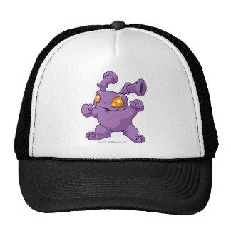 Grundo lila mütze