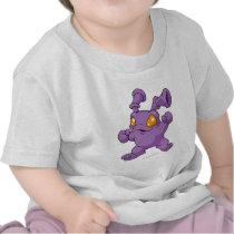 Grundo lila t-shirts