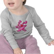 Grundo Pink t-shirts