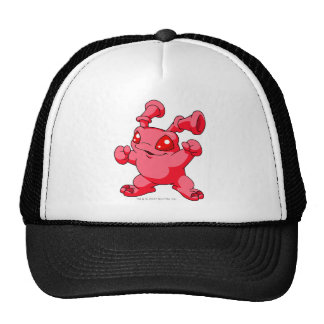 Grundo Rot Baseballkappe