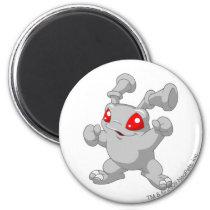 Grundo Silber magnete