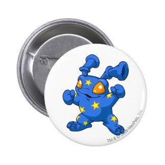 Grundo sternenklar runder button 5,1 cm