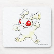 Grundo Weiß mousepads