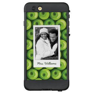 Grüne Äpfel   addieren Ihr Foto LifeProof NÜÜD iPhone 6 Plus Hülle