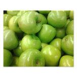 Grüne Äpfel Photographie