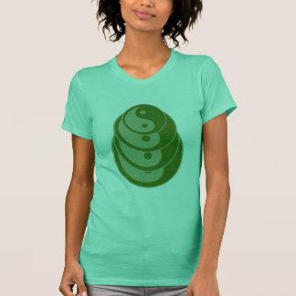 GRÜNE Balance:  YIN YANG YinYang T-Shirt