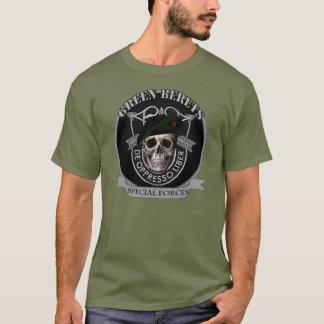 GRÜNE BARETTE T-Shirt