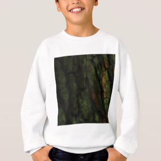 grüne Baumrinde Sweatshirt