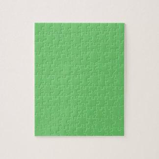 Grüne Beschaffenheits-Raum-Schablone DIY addieren Puzzle
