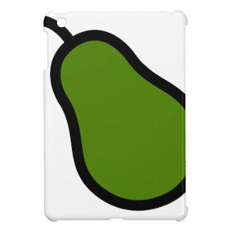 Grüne Birne iPad Mini Hülle
