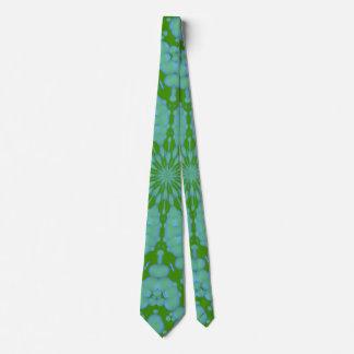 Grüne Blasezen-Krawatte Krawatte