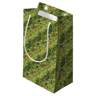 Grüne Bohnen… Kleine Geschenktüte