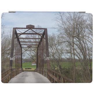 Grüne Brücke 1912 iPad Hülle