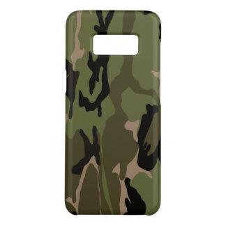 Grüne Camouflage Case-Mate Samsung Galaxy S8 Hülle