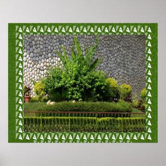 GRÜNE Dekorationen - Foto von AWGP Indien