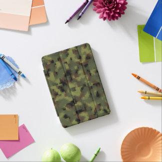 Grüne Digital-MilitärCamouflage iPad Mini Hülle